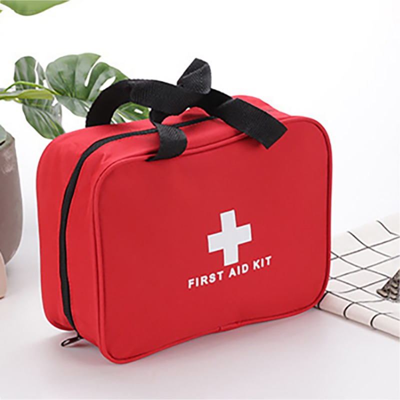 300DPVC Waterproof First Aid Bag Small Outdoor Travel Rescue Portable Bag First Medicine Storage Pouch For  Emergencies
