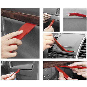 Image 5 - 620 adet araba Fastener klip ile 1/2/5/8 adet araçları kapı pervazı paneli otomatik tampon perçin tutucu itme motor kapağı çamurluk klipleri