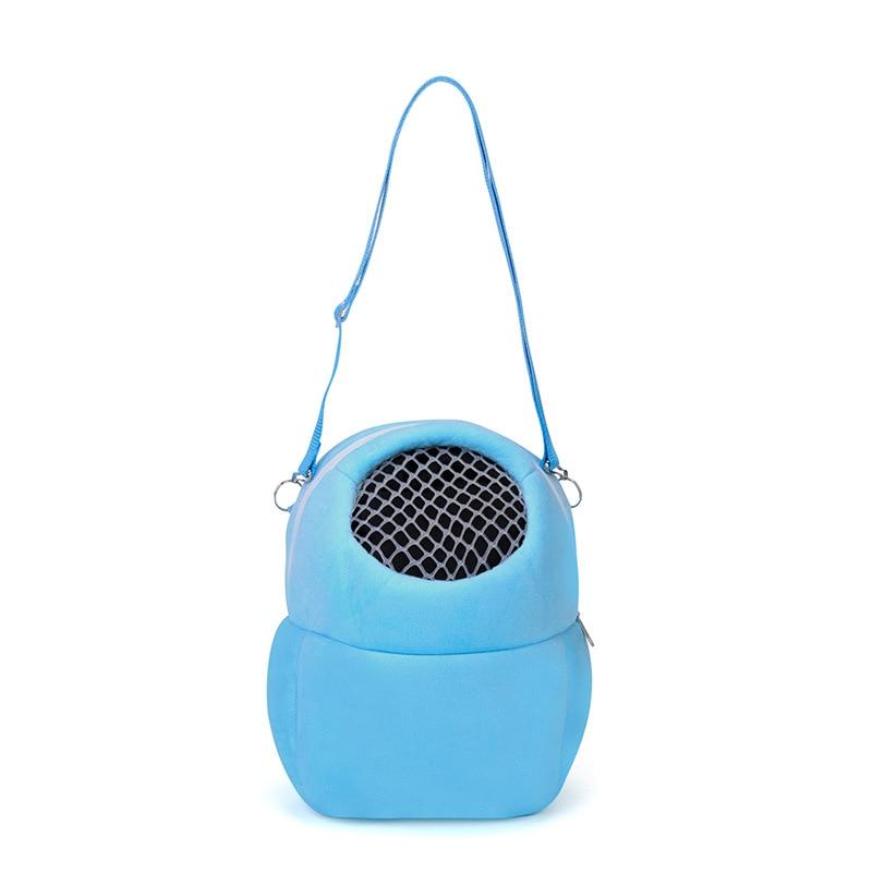 Bolsa transportadora de coelho, bolsa em formato de coelho respirável