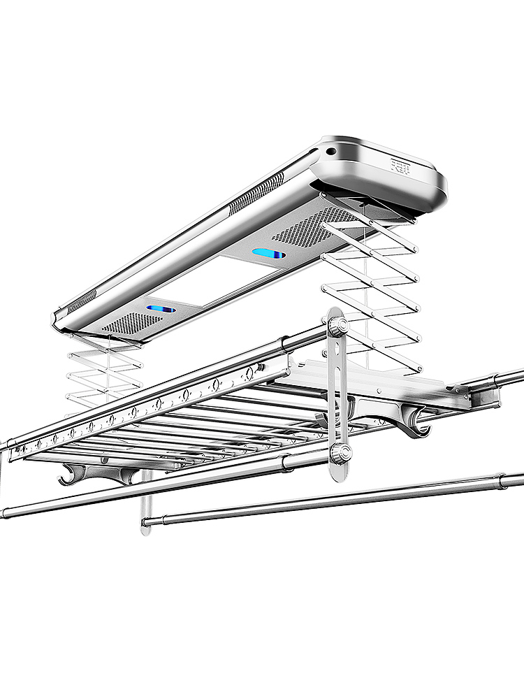 Electric Clothes-drying Rack Lifting Intelligent Automatic Remote Control Telescopic Clothes-drying Machine Clothes-drying Rack