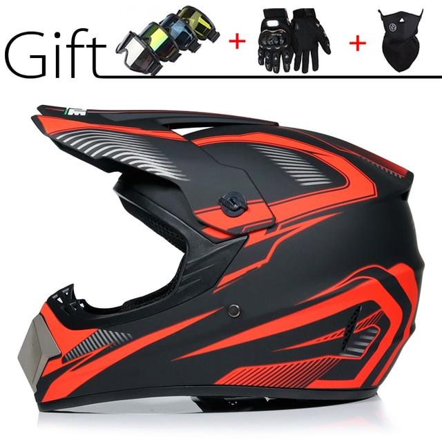 Motorcross Helmet 3