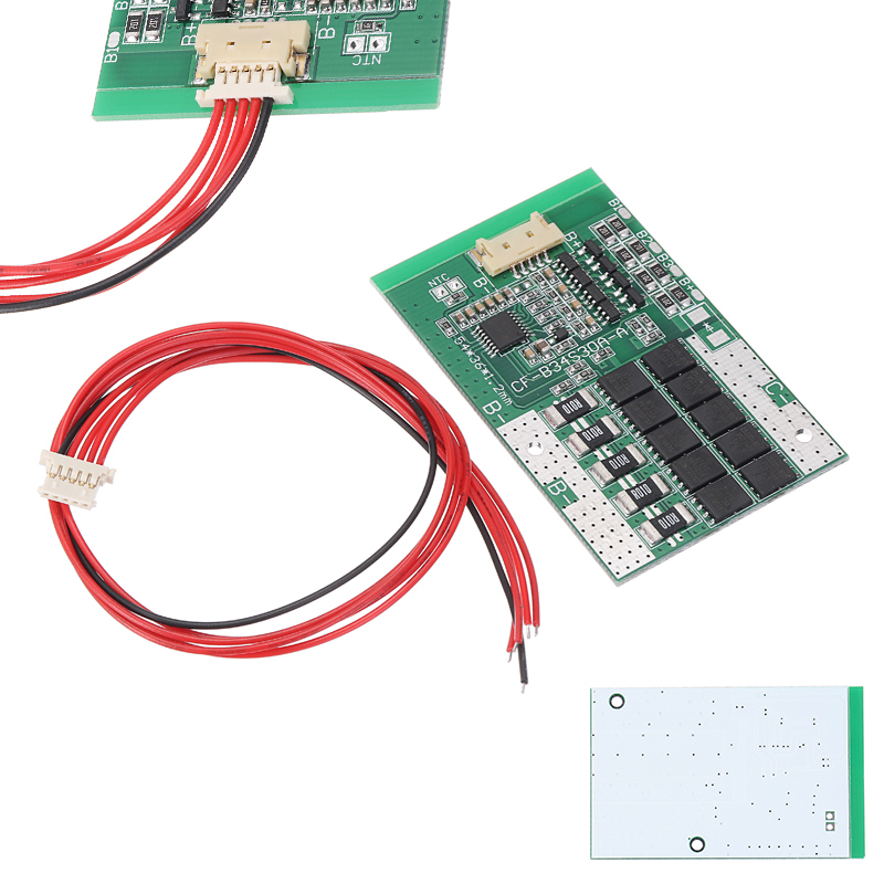 Mayitr 4S 30A <font><b>12V</b></font> Li-ion Lithium <font><b>18650</b></font> <font><b>Battery</b></font> BMS <font><b>Packs</b></font> PCB Protection Board Balance Integrated Circuits For LiFePo4 LiFe image