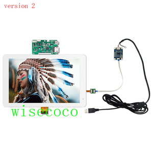 Image 2 - 8.9 inch 2K IPS Display 2560*1600  MIPI LCD With Driver Board USB capactive Touch panel Raspberry Pi 3 Support Win 7 8 10