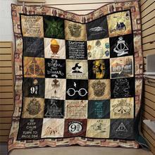 SOFTBATFY 3D печатное одеяло для кровати, мягкое, Прямая поставка