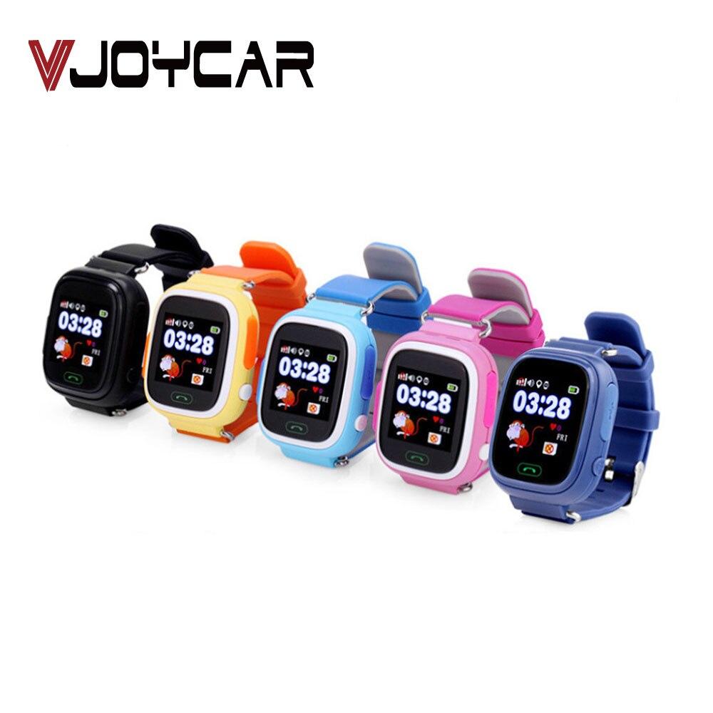 Q90 لتحديد المواقع الطفل هاتف ساعة ذكية موقف الأطفال ساعة 1.22 بوصة لون شاشة تعمل باللمس واي فاي Sos ساعة ذكية للأطفال Q50 Q80 Q60 ساعة