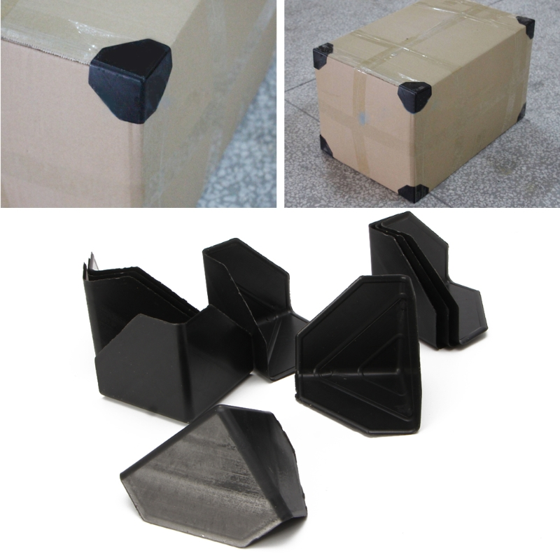 10PCS Plastic Corner Protectors For Shipping Boxes To Protect Valuable Furniture