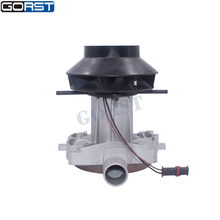 Blower Motor For Parking Heater 5KW 12V 24V Big Leaf Assembly Combustion Air Fan For Eberspacher D4 Air Diesel Truck Auto Parts