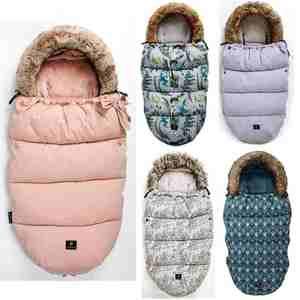 Envelope Foot-Cover Sleeping-Bag Baby-Stroller Newborns Winter Warm Infant Thick