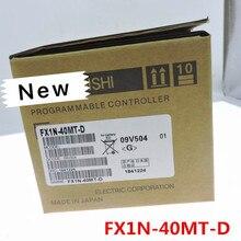 1 Jaar Garantie Nieuwe Originele In Doos FX1N 60MR D FX1N 60MT D FX1N 40MR D FX1N 40MT D FX1N 24MR D