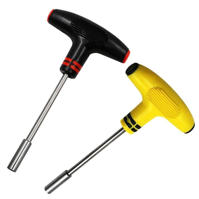 Multifunctional T-sleeve Socket Wrench Screwdriver Handle Batch Set Hand Tool