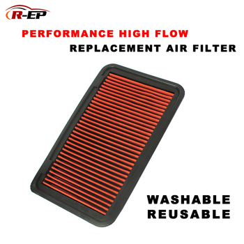 High-Flow Air Filter Fits for Lexus ES300 330 RX300 RX330 Toyota Alphard Camry Harrier Highlander Kluger Sienna Washable Filter image