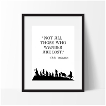 The Lord of the Rings Quote Wall Art Canvas Print and Poster , The Lord of the Rings Canvas Printing Wall Picture Art Decor the art of usagi yojimbo