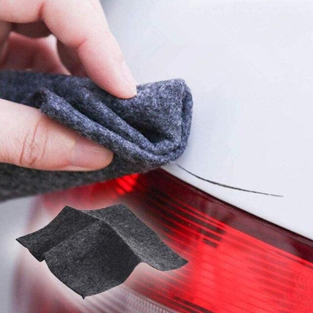 قماش إصلاح خدش السيارة ، مادة نانو معدنية ، لـ LADA Priora Kalina Granta Vesta X Ray ، 2020