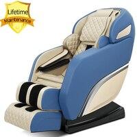 G6 massage sofa zero gravity space capsule massage chair heating body massage relaxation upgrade version 135cm track