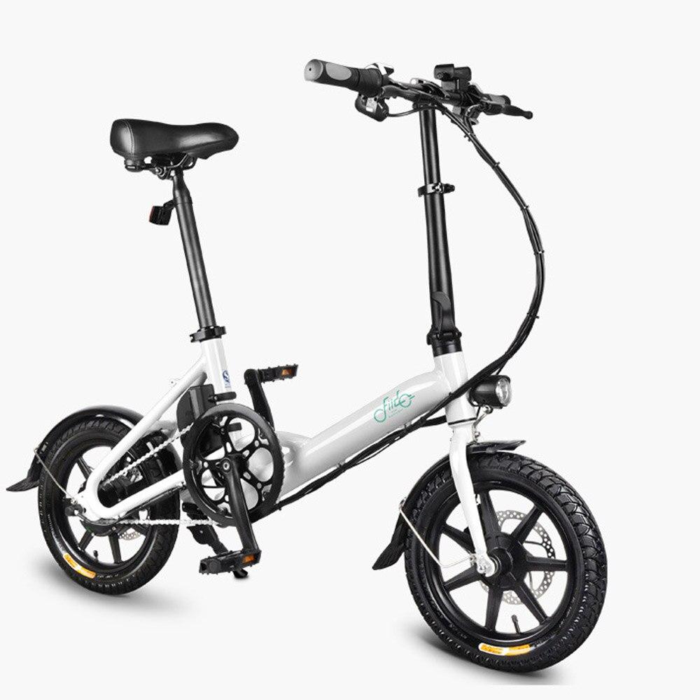 Классический e велосипед складной электровелосипед складная рама, и руль дисплей 7.8ah D3 - 4