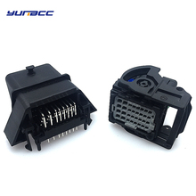 1 set 32 pin/way Male and Female Automotive ecu Connector 64334-0100 PPI0001488 PCB waterproof car connector original 5130 0100 connector