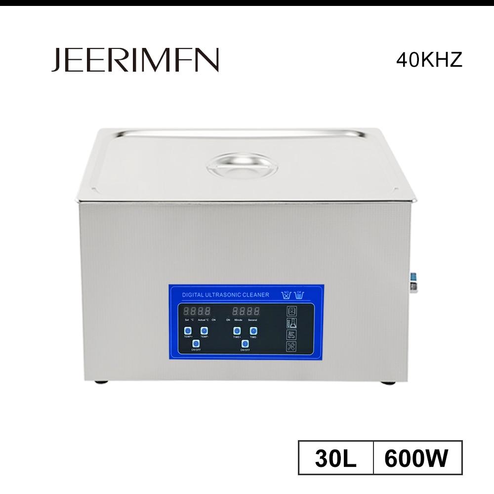 40KHZ Ultra sonique nettoyant bain 6.5L 15L 20L 30L 10L 6L numérique ultrasons nettoyeur sonique minuterie chaleur pour la clinique de laboratoire de lindustrie à domicile