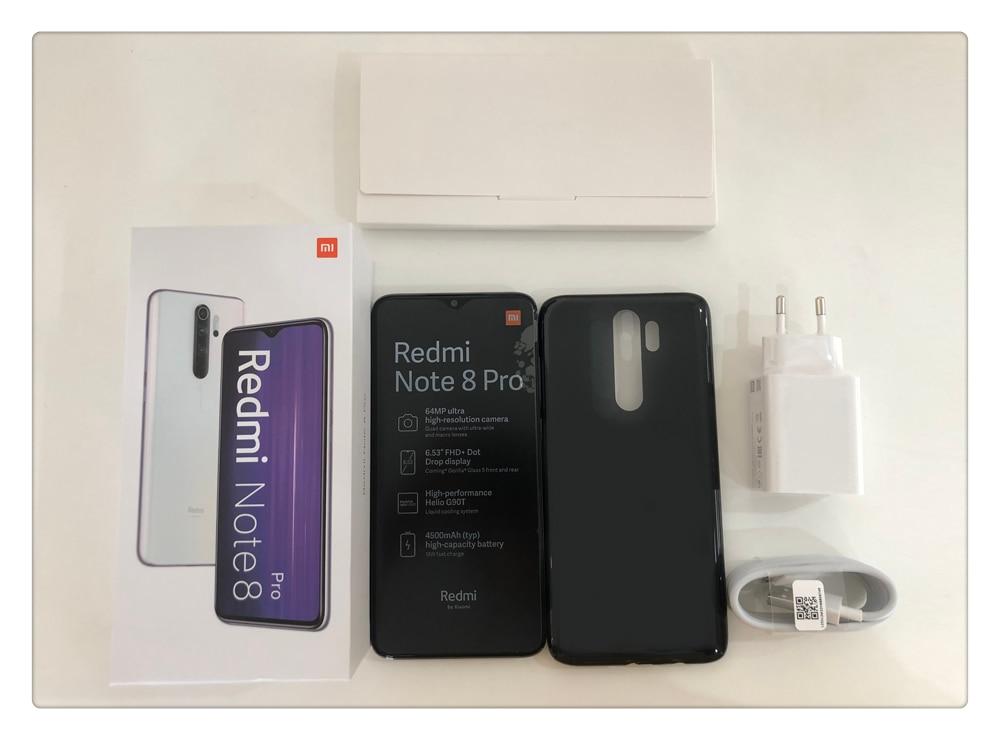 Xiaomi Redmi Note 8 pro отзыв