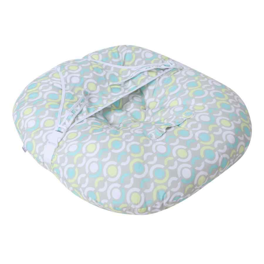 スエード生地ベビージャーソファクッションプロテクターリビング椅子幼児のための支持座枕洗えるマットレス