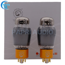 PAPRI PSVANE Matched Pair CV181-TII Vacuum Tube Mark II Replace CV181 6SN7 6N8P Vintage Hifi Audio AMP DIY Factory Test&Match