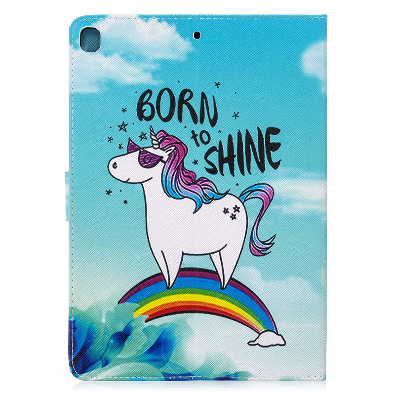 For 10 3 Pro Cover 5 for iPad Cute Magnetic Tablet Air 2019 Case Unicorn Cat 2017 Apple