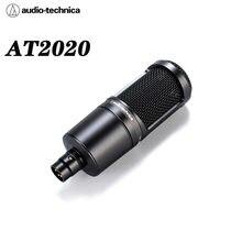 Technica at2020 k música profissional gravação ao vivo microfone vocal microfone condensador