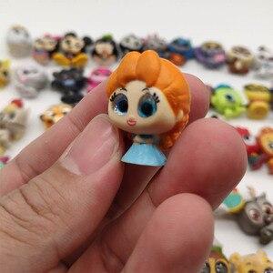 Image 4 - מכירה לוהטת Doorables נסיכת בובות קריקטורה מפלצת צעצוע מיני דגם צעצוע פעולה דמויות בובות לילדים