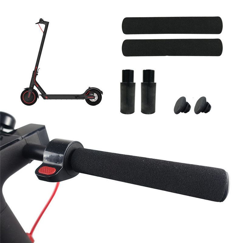2PCS Handlebar Extender Bicycle Extension Bars Space Increase For Xiaomi M365 Pro Durable Release Handlebar
