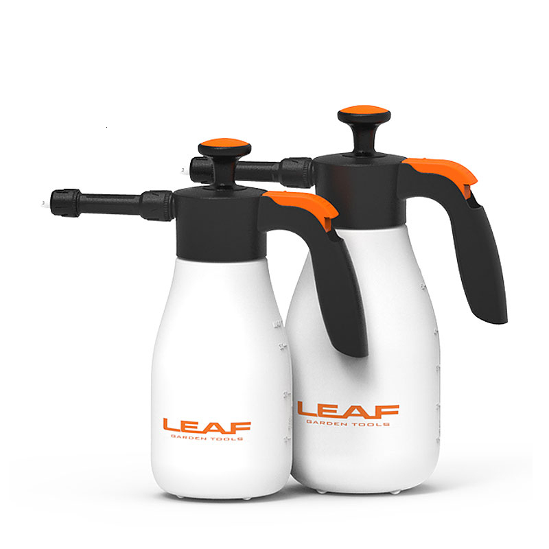 2L Plastic Foam Watering Can Pressure Type Small-scale Sprayer Car Cleaning High Pressure Watering Can Window Cleaning Tool-3