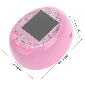 Image 3 - Nostalgic 90S Tamagotchi Virtual Cyber Pet Toy Funny Digital HD Color Screen
