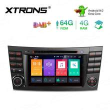 "7 ""Android 9,0 4G + 64G DVD Multimedia GPS Radio para Mercedes-Benz CLS clase W219 2005-2006 (CLS-350/CLS-500/CLS-55 AMG)(China)"