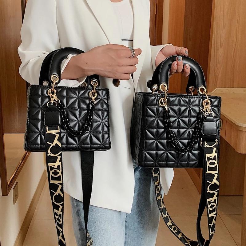 Designer Women Shoulder Bag Fashion Handbag purse Crossbody Bag For Women 2021 Flap Women Messenger Bags Vintage Pu Ladies