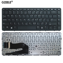 English Laptop Keyboard for HP EliteBook 840 G1 850 G1 ZBook 14 for HP 840 G2 US