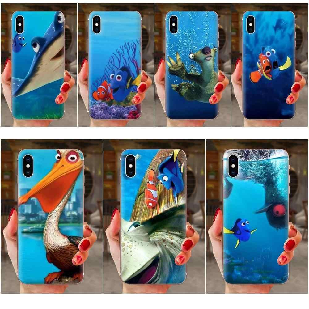 Nemo Dory Dessin Animé Mer Silicone Pour Samsung Galaxy A31 A51 ...