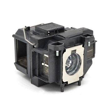 プロジェクターランプのための ELPLP67 V13H010L67 EB-X02 EB-S02 EB-W02 EB-W12 EB-X12 EB-S12 S12 EB-X11 EB-X14 ハウジングと лампа проектора