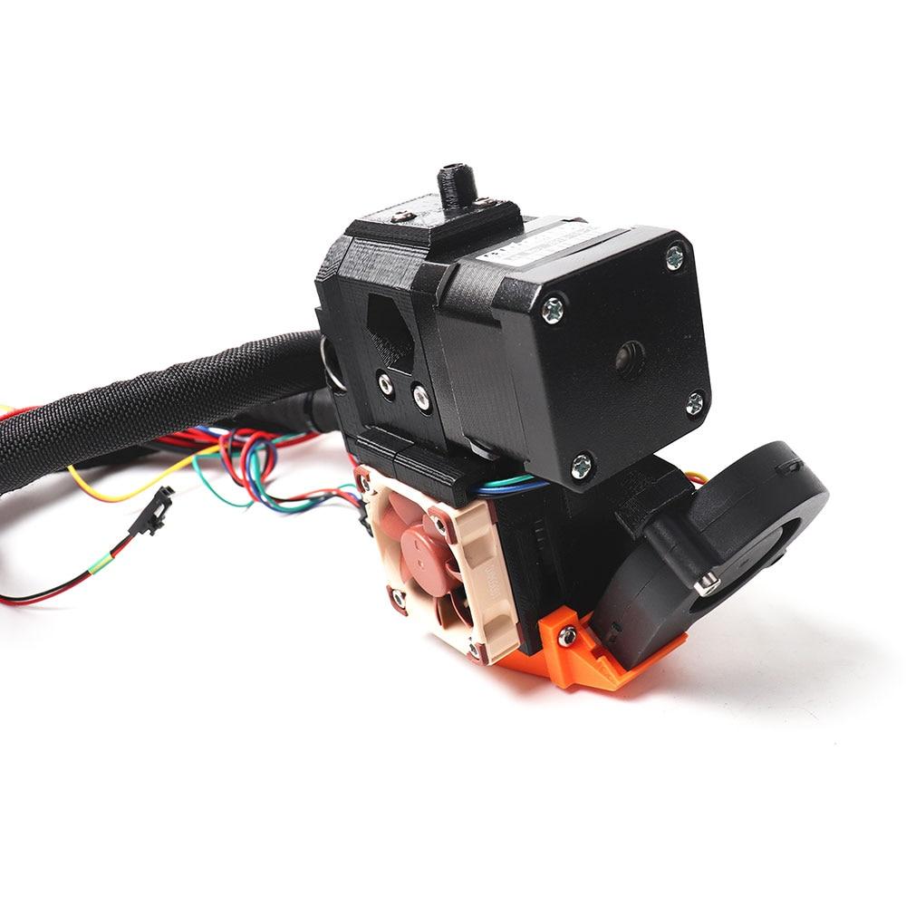 Prusa i3 hotend MK3 kit completo, com ventoinha noctua, Pinda v2, sensor de filamento, têxtil (não montados)