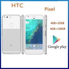 Telefone móvel google htc pixel 5.0
