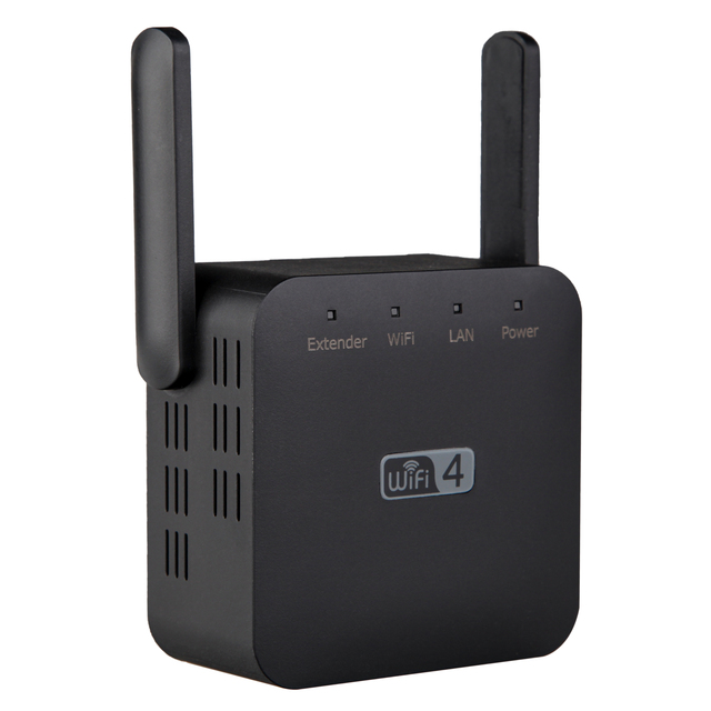 Enrutador WD R611U Wiflyer, minirepetidor Wifi extensor Wifi, potenciador Wifi, repetidor inalámbrico de alta velocidad 802.11N/B/G Punto de Acceso
