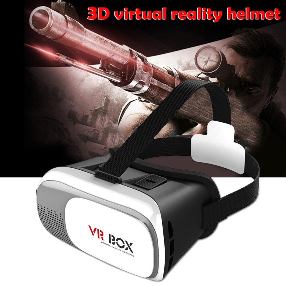 Portátil 4.7 6 polegada do telefone móvel vr óculos caixa filme 3d óculos fone de ouvido capacete suporte miopia usuários dentro de 600 graus 2021 Óculos 3D/realidade virtual    -