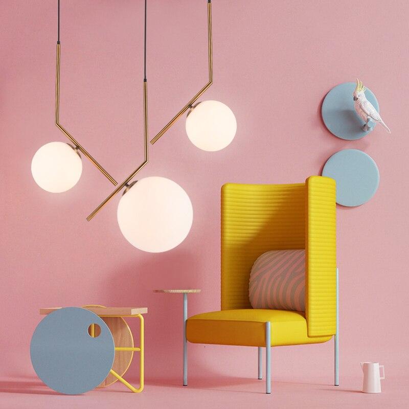 Nordic Hanglamp Lampen Industrieel Iron  Bedroom Home Decoration E27 Light Fixture Pendant Lights Luminaria Pendente Luminaire