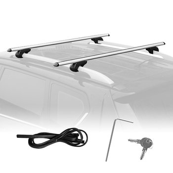 Universal 135CM Car Roof Racks Cross Bars Crossbars 75kg 150LBS For Great Wall HOVER HAVAL h9 h2 h3 h4 h5 h6 h7 image