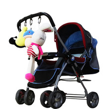 Aluminium Baby Stroller Hooks High Quality Button  Shopping Bag Perfect for strollers and shopping carts.