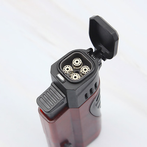 Spray Gun Turbo Lighter Gadget