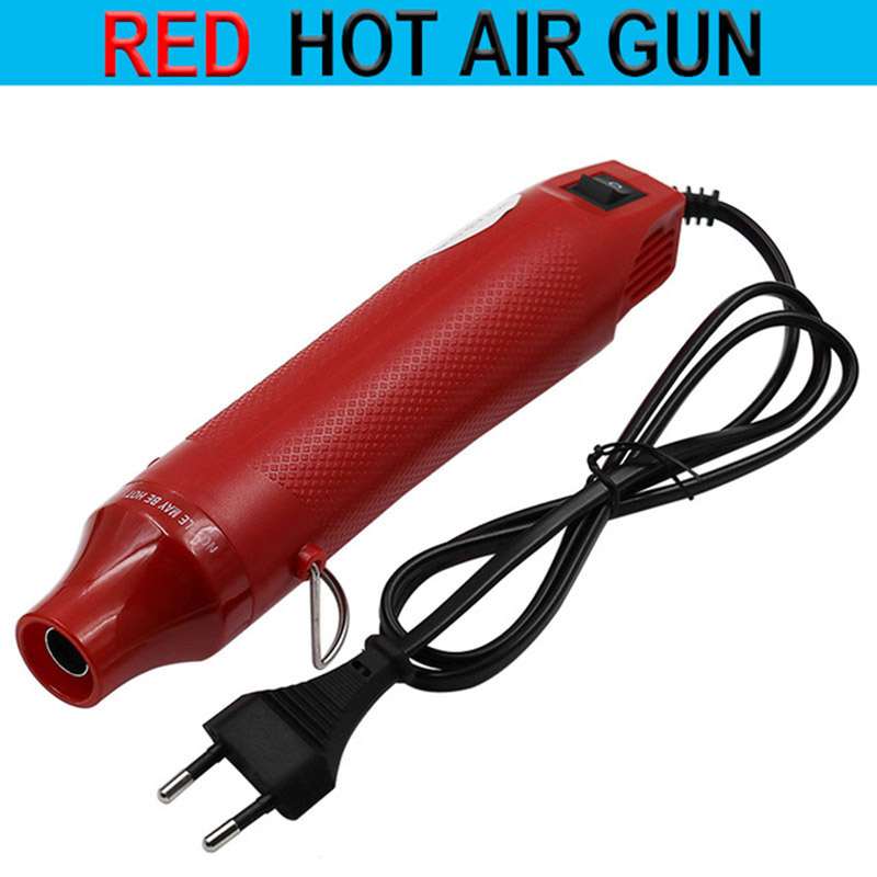 Image 4 - XINGWEIANG 1pc 220V  electric Hot Air Gun/Heat Gun with supporting seat DIY tool heat gun-in Heat Guns from Tools on