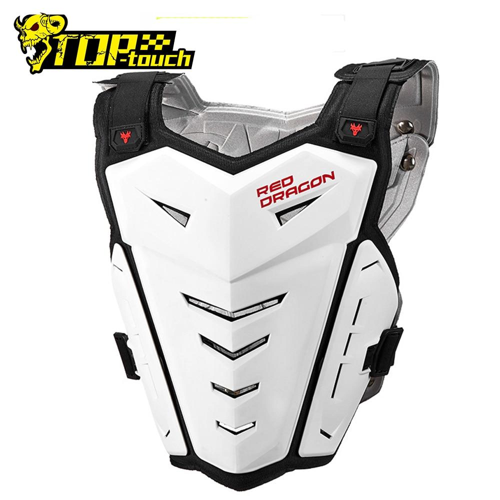Anti-queda da motocicleta corpo armadura motocross colete de proteção moto equipamentos de motocross equitação peito volta protetor armadura motocross