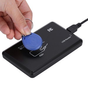 Image 5 - RFID Duplicator Đầu Đọc Cloner 125 Khz EM4100 Máy Photocopy Nhà Văn Lập Trình Viên 5 Chiếc EM4305 T5577 Rewritable ID Keyfobs Thẻ Thẻ