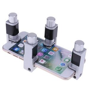 Image 1 - Braçadeira de fixação da tela lcd 4 pçs/set, clipe de fixação para reparação do telefone decalques jr