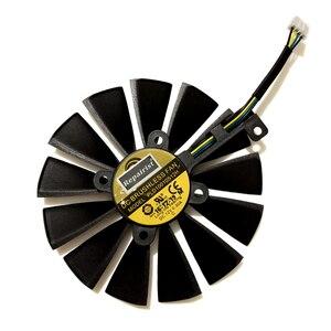 FDC10M12S9-C T129215SM PLD10010S12H GPU Cooler For ASUS RX580 RX570/470 4G GTX-1070Ti-8G GTX-1080Ti-P11G-GAMING Card cooling(China)