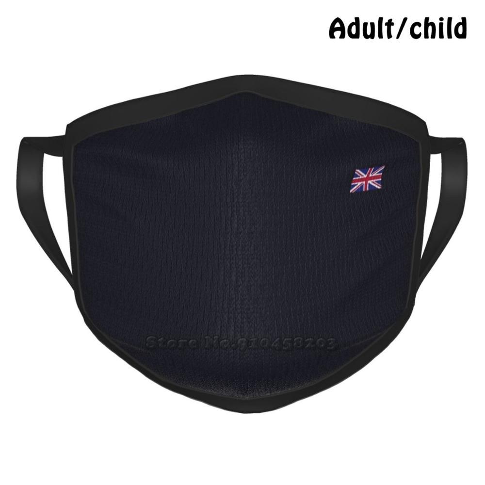 Великобритания Англия Великобритания Флаг Pm2.5 анти пыль Сделай Сам многоразовая маска для лица Английский флаг Великобритания английский Уэс английский|Мужские маски-балаклавы|   | АлиЭкспресс