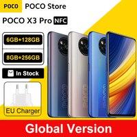 "Global Version POCO X3 Pro 128GB / 256GB Snapdragon 860 NFC 6.67"" 120Hz DotDisplay 5160mAh 33W Charge Quad Camera 1"
